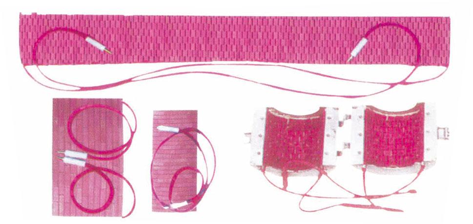 履带式电加热器